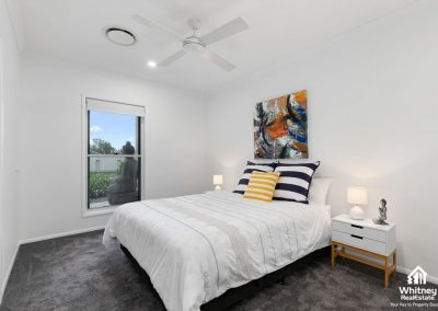 Large Second Bedroom New Dwelling Hervey Bay