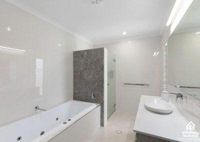 Master Bathroom New Dwelling Dundowran Beach