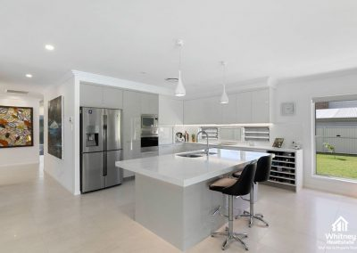 New Home Kitchen Nautilus Crt Dundowran Beach