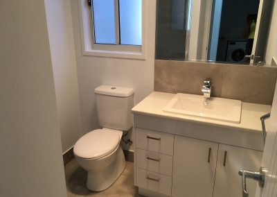 New Home Urangan Vanity Design