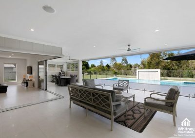 Outdoor Pool Living New Home Dundowran Beach