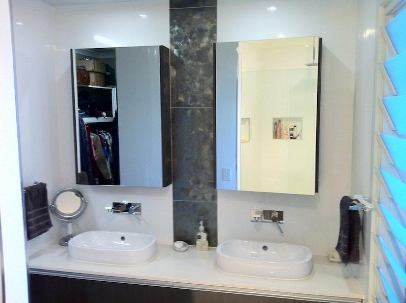 Bathroom Renovation double sink